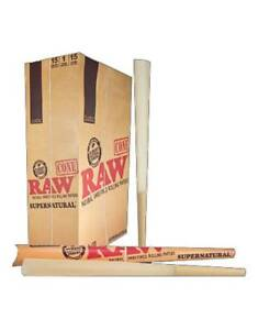 RAW-Classic-Supernatural-Cone-2-PACKS-Challenge-12-Inches-Foot-Long-FAST