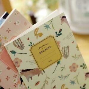1X-Notepad-Notebook-Diary-Note-Memo-Planner-School-Stationery-Supplies-T7G8
