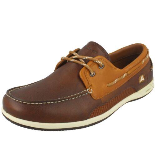 Orson Clarks Zapatos Estilo Verano Cordones De Puerto Vestido Hombre Barco 55nrwq1O4x