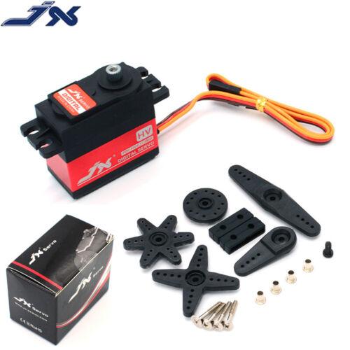 JX Servo PDI-HV6223MG 8.4V 23KG 0.16 Sec Metal Gear Digital Standard Servo