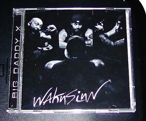 Big Daddy x PAZZIA CD spedizione Veloce Nuovo