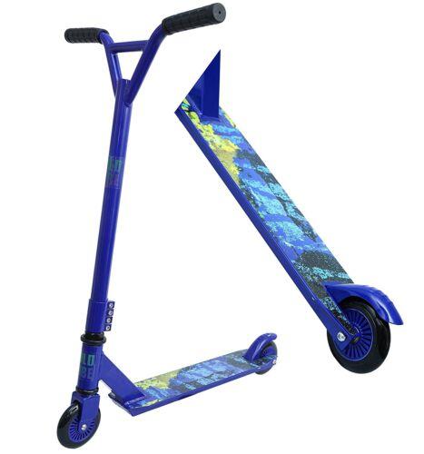 Kids Child Stunt Scooter Adult 360 Degree Fixed Bar Push Pro Trick Ride Skate