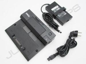 Dell Latitude E4200 E4300 E4310 E5400 E5410 Docking Station Inklusive Eu 130W