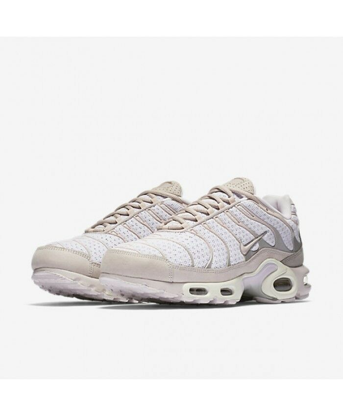Mens Nike AIr Max Plus 898018 600 Pearl Pink Brand New Size 9.5