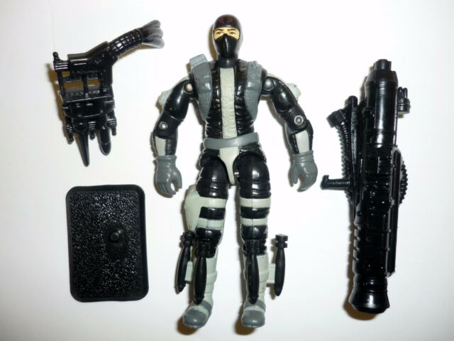 GI JOE FAST BLAST VIPER Action Figure Cobra COMPLETE 3 3/4 C9 v1 2001