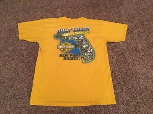 Harley Davidson New Port Richey >> Details About Harley Davidson New Port Richey Fl Gulf Coast Florida Engine T Shirt Usa Xl