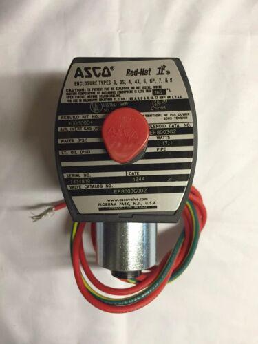 ASCO EF8003G002 SOLENOID VALVE T414819 MX210