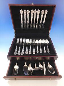 King-Edward-by-Gorham-Sterling-Silver-Flatware-Set-8-Service-39-Pcs-Place-Size
