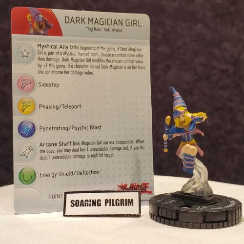 005 Battle of the Millennium Yu-Gi-Oh Yugioh DARK MAGICIAN GIRL Heroclix #5
