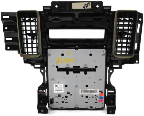 10-12 FORD Taurus Center Dash Radio W//Climate Control AG1T-18A802-AB