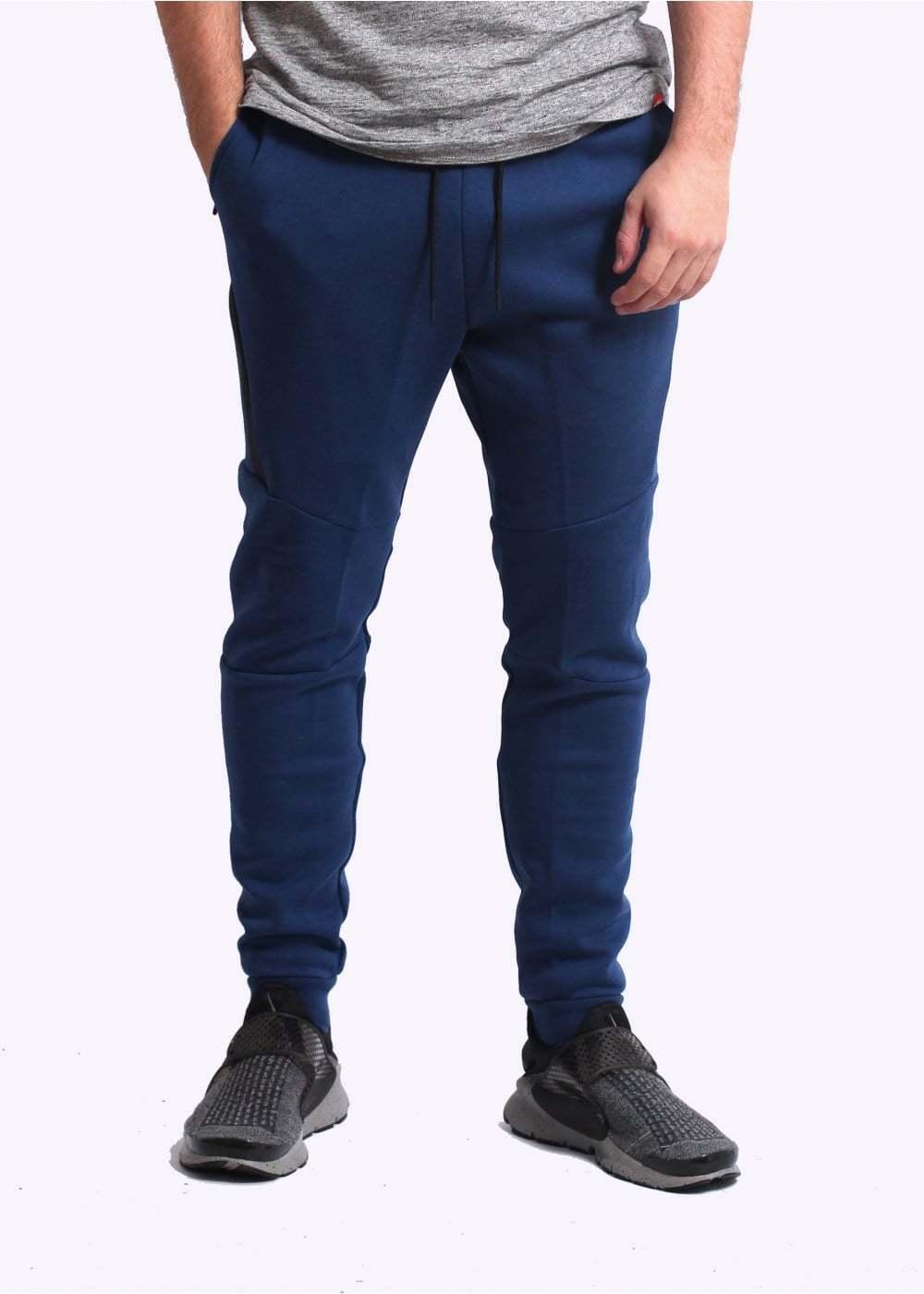 New NIKE Men's Sportswear Modern Jogger Sweatpants bluee 805154 423 size  XXL