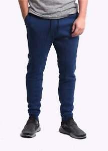 e92678d1b279 New NIKE Men s Sportswear Modern Jogger Sweatpants Blue 805154 423 ...
