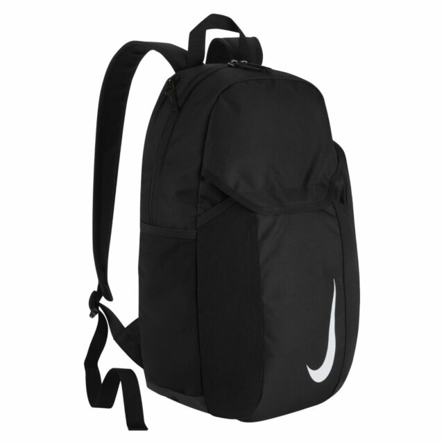 Nike Academy Team Adult Backpack Rucksack Gym School Black Sports Bag Unisex be4a4a8d71b84