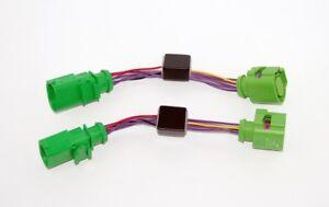 NEU-AUDI-A5-8T-HALB-DYNAMIC-LED-TAIL-RUCKLEUCHTEN-BLINKER-ADAPTER-SATZ