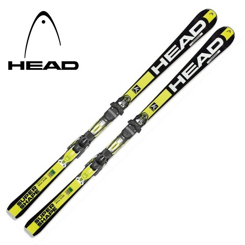HEAD i.Speed Supershape i.Speed HEAD + PR 11 ABS Modell 2016 NEU in 170 cm  Slalom Carver 599e53
