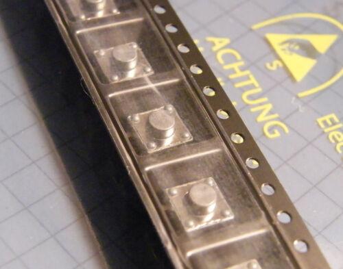 altura 5.0mm Würth electrónica 430182050816 25x WS-TSS 6x6mm Tact Switch