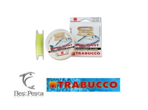 TRABUCCO LONG CAST 300mt 0,20 Filo da pesca