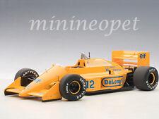 AUTOart 88728 LOTUS 99T HONDA F1 JAPANESE 1987 SENNA #12 1/18 without LOTUS LOGO