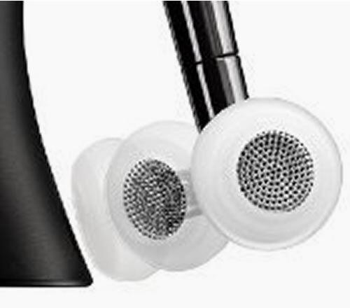 Motorola Elite Sliver HZ750  Replacement Earbuds eartips 3pcs Large