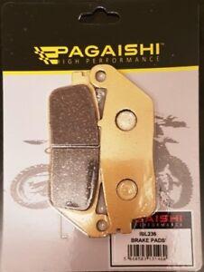 Front Brake Pads For Triumph Street Triple 675 2012