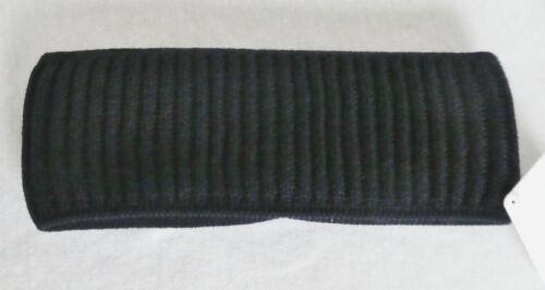 Made in Germany schöne Farben Woll-Ripp-Strick-Stirnband  mit Baumwollfutter