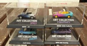 Herpa-Type-Collection-3x-BMW-525i-Touring-3er-Cabriolet-1x-Audi-A-3-Limite