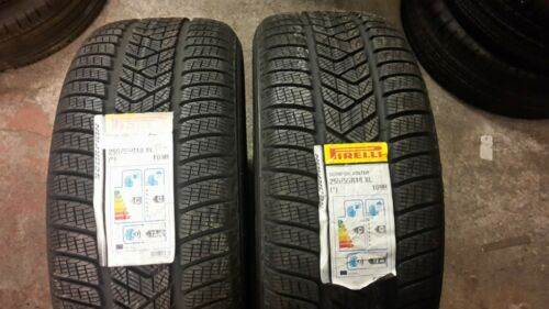 * 255//55 R18 Pirelli Scorpion Winter 109H  X2  *CLEARANCE*  2555518 PAIR