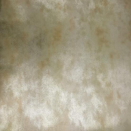 Gold Metallic Wallpaper Industrial Distressed Glitter Foil Vinyl Muriva Esme