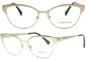 VERSACE-Damen-Brillenfassung-VE1240-1252-53mm-gold-Vollrand-259-135