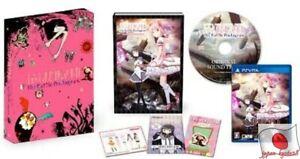 Madoka Magica Movie Limited PS Vita Bandai Namco Sony Playstation Vita Japan