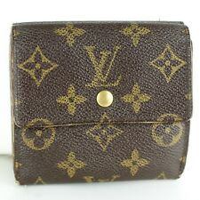 Louis Vuitton Leather Wallet for Women - Brown (M61652)