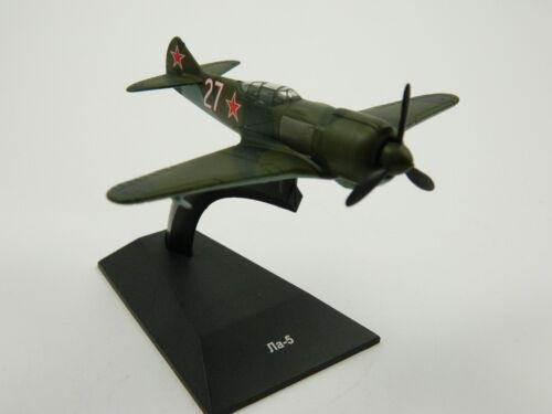 1:100 scale model Plane №22 La-5 Russian//USSR Aircraft by DeAgostini