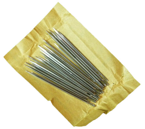 Sailmakers Needles 20pk Wm Smith and Son Hand Sewing Sizes No 14 to 18 Steel