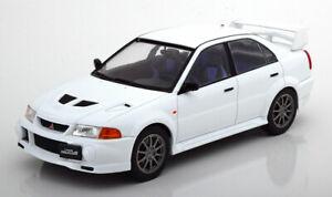 Mitsubishi-Lancer-RS-EVO-Bel-exemple-Grand-Detail-echelle-1-18-diecast-model-IXO