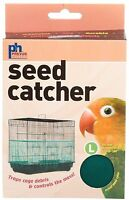Prevue Pet Products Seed Guard Nylon Mesh Bird Seed Catcher 13 Inch, Assorted on sale