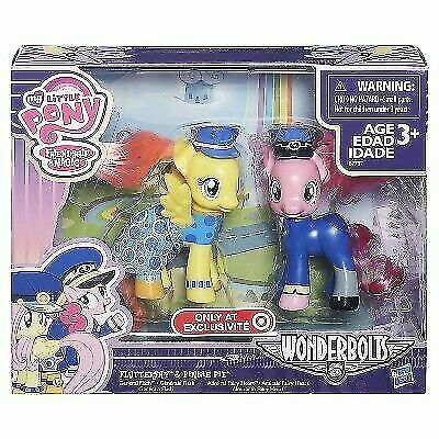 Hasbro 2015 My Little Pony Wonderbolts 2pc Figure Set Fluttershy Pinkie Pie  for sale online | eBay