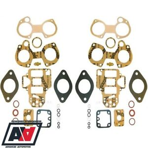 Details about Weber 45 48 50 DCOE Carburettor Service Kits With Seals & 300  Needle Valve ADV