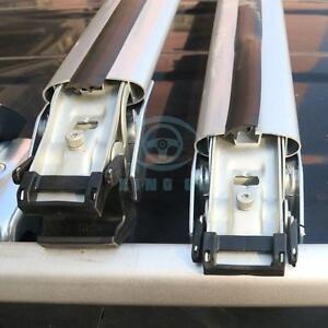 For Nissan Qashqai 2008-13 baggage luggage roof rack rail ...