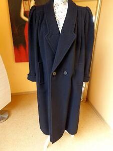 ° scuro in blu parti bello Cappotto C ° a invernale 36 cashmere gr con V X6ZqEx