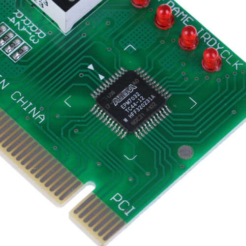 PC diagnostic 2-digit pci card motherboard testers analyzer code For computer PC