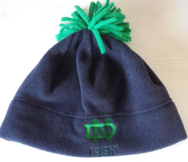 New Notre Dame Fighting Irish Mascot Winter Warm Ski Beanie Gift Hat Laplander