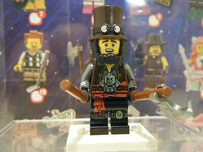 Lego Apokalypstadt Abe Minifigur Figur The Movie 2 coltlm2-13 Apocalypse Neu