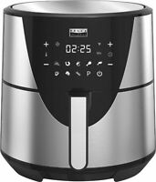 Bella Pro Series 8qt Digital Air Fryer (Stainless Steel)