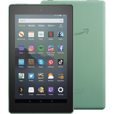 Amazon Fire 16GB Wifi Tablet Tablet Sage Green