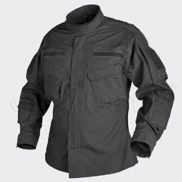 Helikon Tex  C P U ocio al aire libre de Combate Chaqueta Camisa Chaqueta Negro Pequeño  ventas en linea