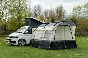 Drive-Away-Campervan-Awning-Steel-Poles-2-Berth-Bedroom-Inner-OLPRO-Loopo