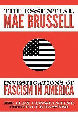 Mae Brussell Nazi fascism accountability corruption crime business military politics CIA