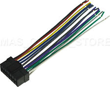 s l225 wire harness for sony cdx gt410u cdxgt410u cdx gt420u cdxgt420u ebay sony cdx-gt420u wiring harness at readyjetset.co