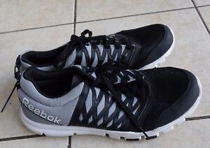 f2d53f8d01 Details about Reebok Yourflex Train RS 5.0l Black/flat Grey/white Training  sneaker shoes, 13