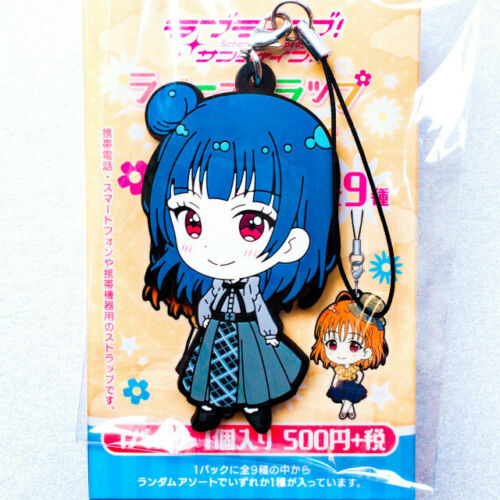 Rubber Strap Spring Collection Chika You Dia Kanan Ruby... Sunshine! Love Live